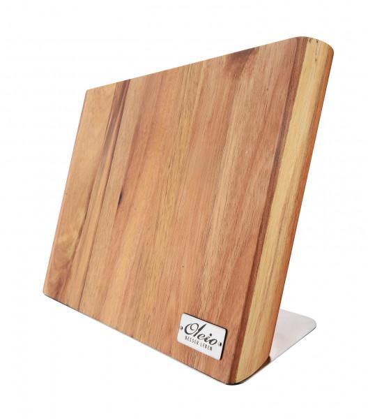 Magnetisches Messerbrett | Massives Holz